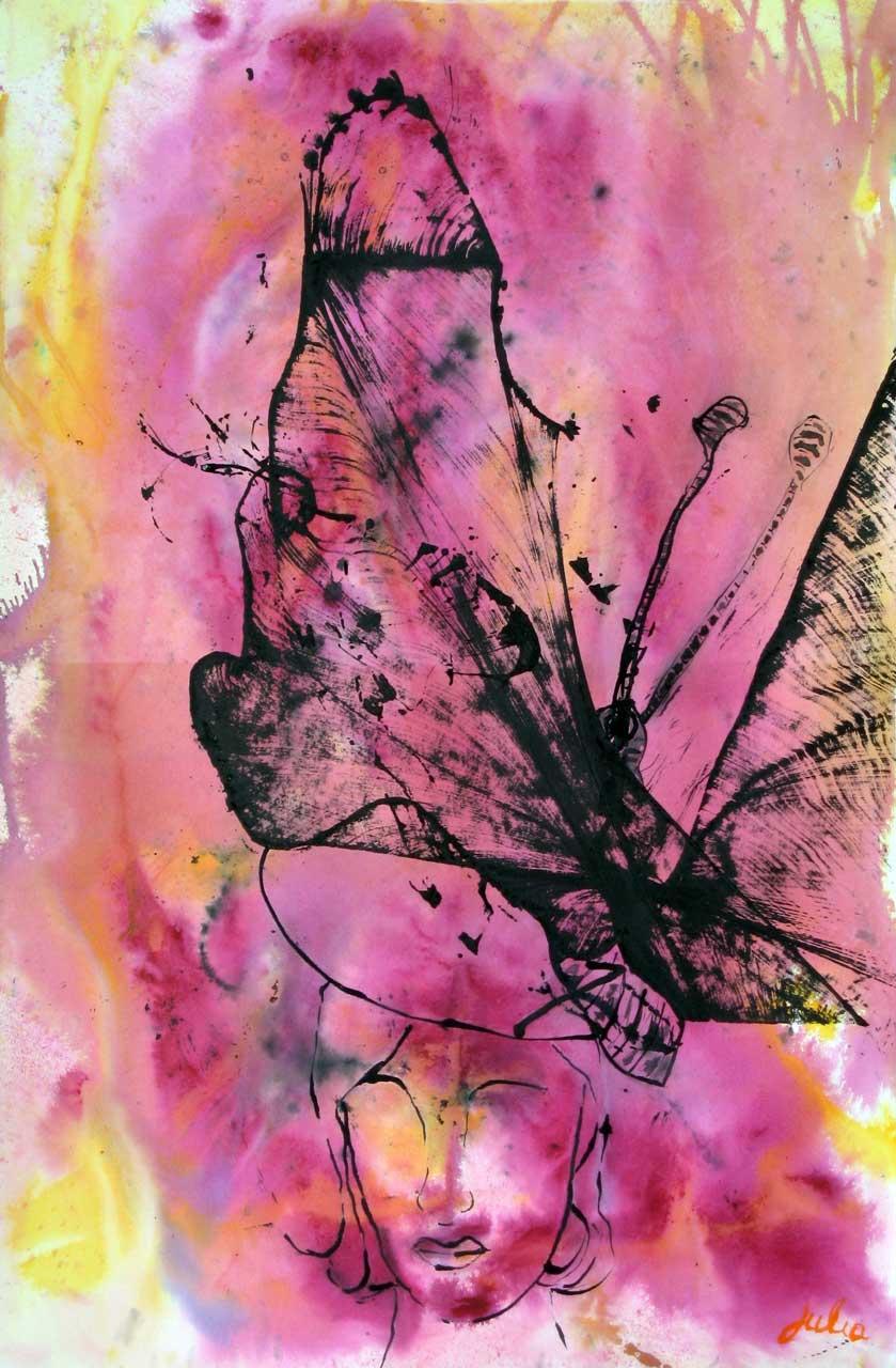 Julia Kelland Artist